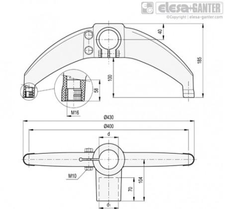 BAG2-180 – Чертеж 2