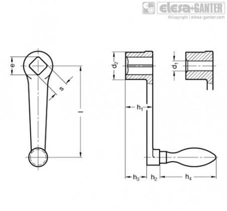 DIN 469 – Чертеж 1