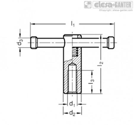 DIN 6307 – Чертеж 1