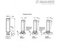 Шпильки DIN 6332-ZB – Чертеж 1
