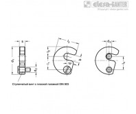 DIN 6371 – Чертеж 1