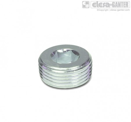 Резьбовые заглушки DIN 906 – фото 1