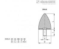Виброгасители DVA.6 – Чертеж 1