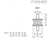Виброгасители DVC.1 – Чертеж 1
