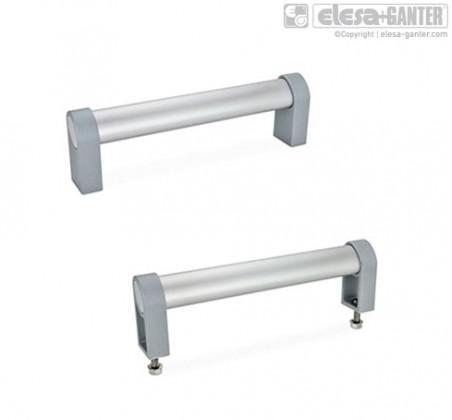 Овальные трубчатые ручки GN 335-ES – фото 1