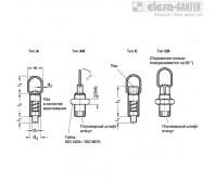 Штифты стопорные (фиксаторы) GN 413-NI – Чертеж 1
