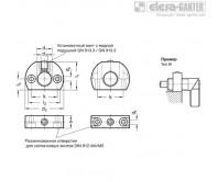 Монтажные блоки GN 612.1-NI – Чертеж 1