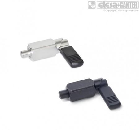 Рычажные фиксаторы с кулачковым механизмом GN 612.3 – фото 1