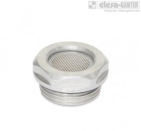 Вентиляционные сетчатые фильтры GN 7403-NI – фото 1