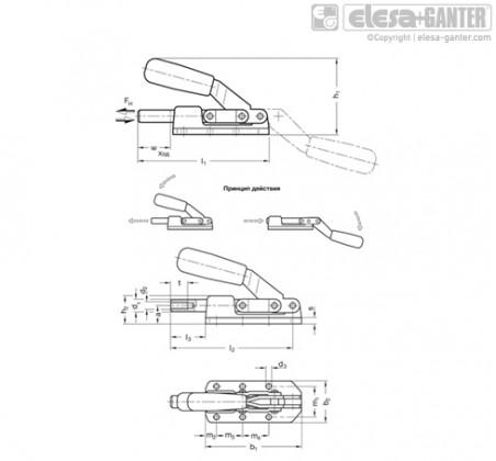GN 842 – Чертеж 1