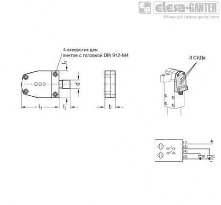 GN 893.4 – Чертеж 1