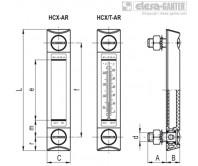 HCX-AR – Чертеж 1