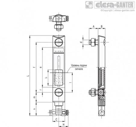HCX-E – Чертеж 1
