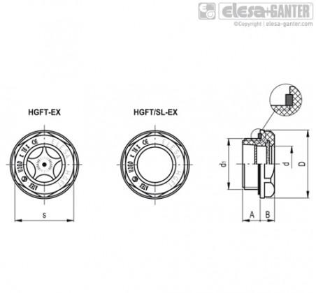 HGFT-EX – Чертеж 1