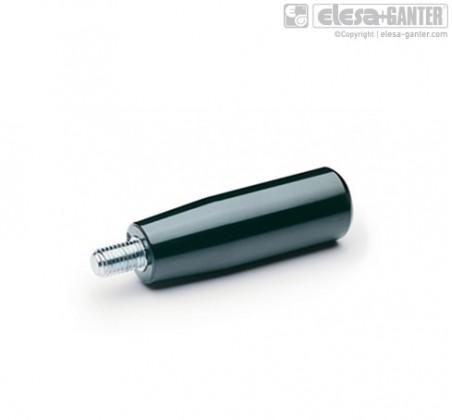 Цилиндрические ручки I.280-p – фото 1
