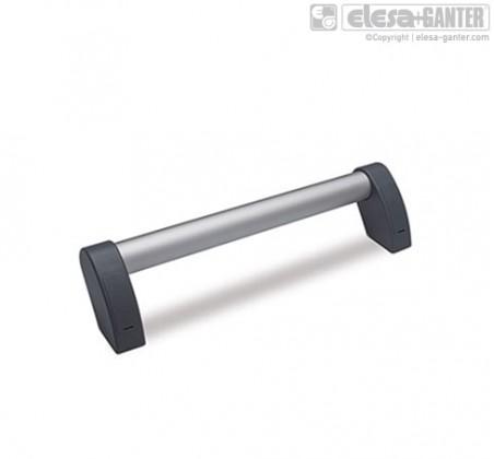 Выносные трубчатые ручки M.1053-AN-GR – фото 1