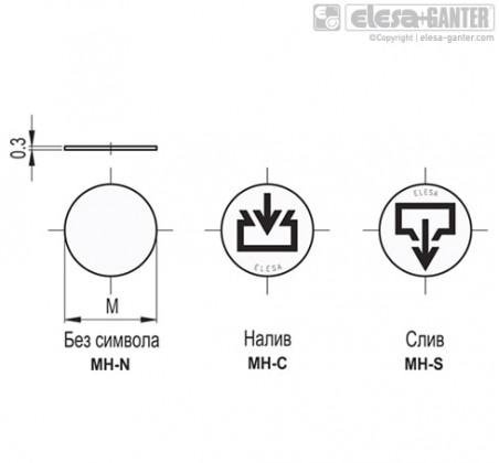 MH. – Чертеж 1