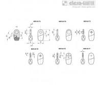 Соединительные зажимы MSR.60-TA-TB-TC-TD-TE-TF – Чертеж 1