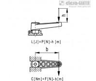 Рукоятки MT-AS – Чертеж 2
