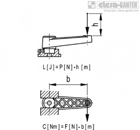 Рукоятки MT-AT+IR – Чертеж 2