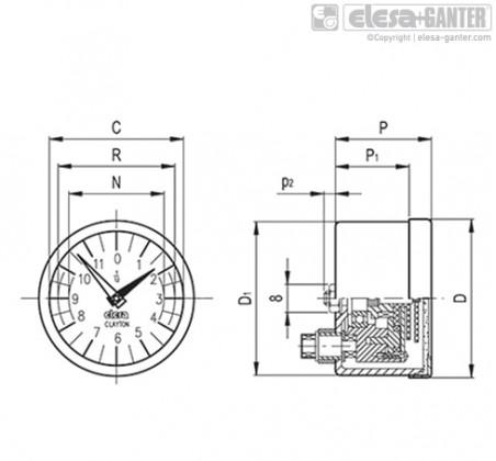 PA01 - PA02 - PA05 принудительная передача, сталь принудительная передача, сталь