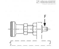 Штифты стопорные (фиксаторы) PMT.101-A – Чертеж 2