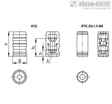 RTE – Чертеж 1