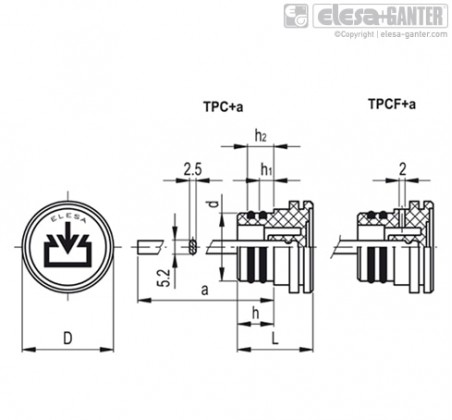 TPC+a – Чертеж 1