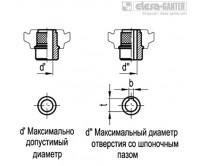 Маховики со спицами VR.FP+I – Чертеж 2